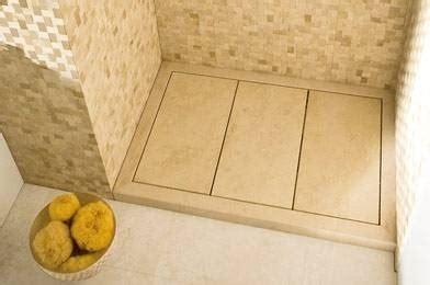 piatto doccia incassato nel pavimento piatti doccia in marmo bagno