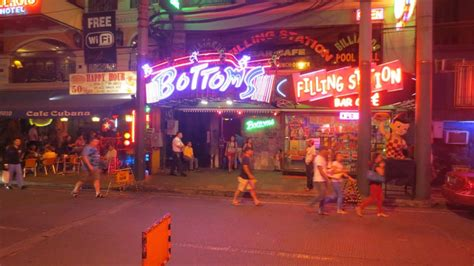 Manila Light District this is the light district of manila photo