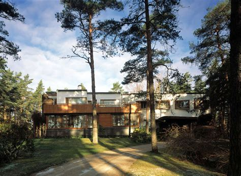 House Plan Designer Villa Mairea Alvar Aalto Ideasgn
