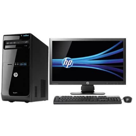 "Ordinateur de bureau HP Pro 3500 MT   Ecran 20"" (D5S83EA)   iris.ma Maroc"