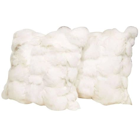 pillow fox fur for sale at 1stdibs