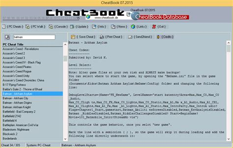 cheatbook 01 2008 issue january 2008 a cheat code tracker with cheatbook issue 07 2015 july 2015 cheats hints and tips