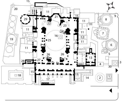 floor plan of hagia sophia dosya aya sophia floor plan svg vikipedi