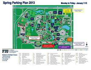 florida international map parking transportation news at fiu florida