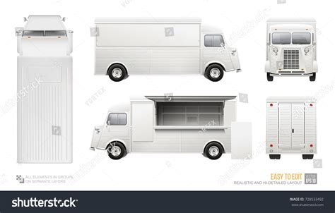 Food Truck Layout Template Choice Image Template Design Ideas Food Truck Layout Template
