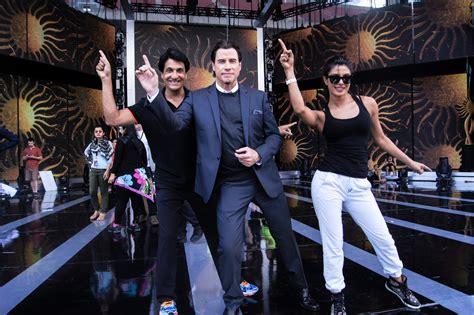 priyanka chopra john travolta s hot dance at iifa awards 2014 shiamak excited to bring dance to iifa in madrid