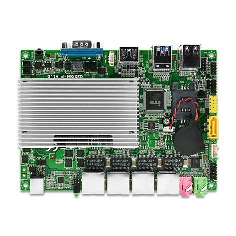 Pfsense Mini Pc Industrial Firewall Routers Utm I3 4010u 4 gigabit lan i3 4005u industrial home router pfsense