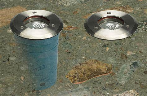 led lights for concrete ceiling drive or walk over decking lights led halogen