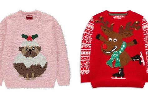 waitrose child christmas jumper the best children s jumpers on the high now includes light up musical knits