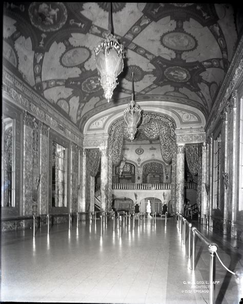 Paramount Ceilings by Paramount Theater In Toledo Ohio Louis Grell Foundation