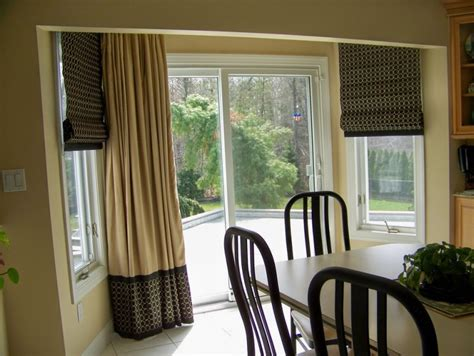 Patio Door Window Treatment Patio Door Window Treatment For Your Gorgeous Home Decohoms