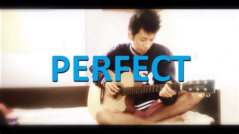 ed sheeran perfect extended ed sheeran perfect fingerstyle youtube