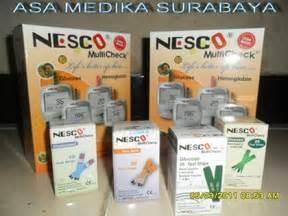 Alat Multicheck Nesco medika surabaya nesco murah
