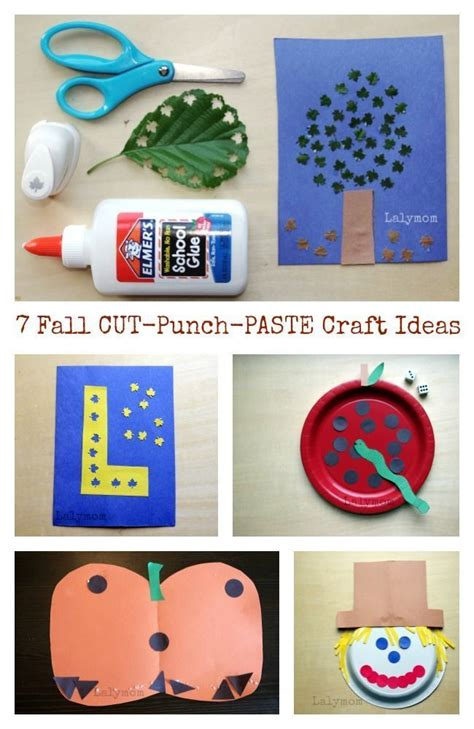Paper Punch Craft Ideas - 7058 best crafts images on crafts for