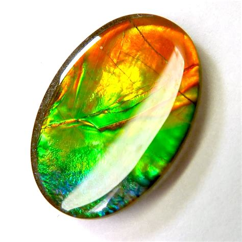 hello october it s all about ammolite this month the