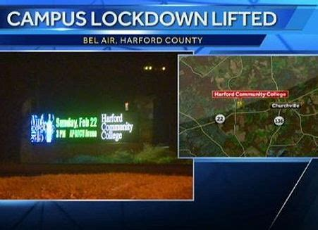 harford community college map threat made against harford community colleg wbal radio
