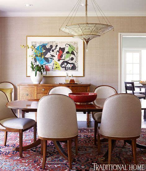 furniture trendy color duo dining rooms that serve up 111 best persian rugs modern interior images on pinterest