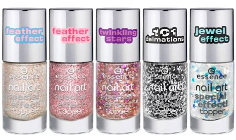 effect nail design kit essence nail art da brillo y creatividad a tus u 241 as