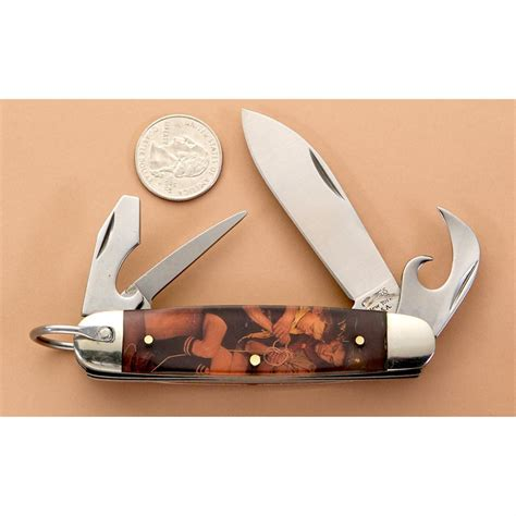 camillus boy scout knife camillus 174 boy scout c knife 12383 folding knives at
