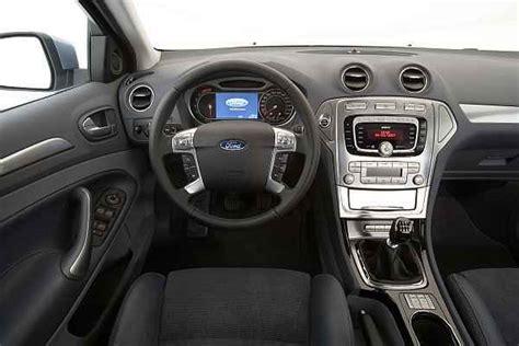 ford mondeo titanium x 2 0 l tdci testbericht auto