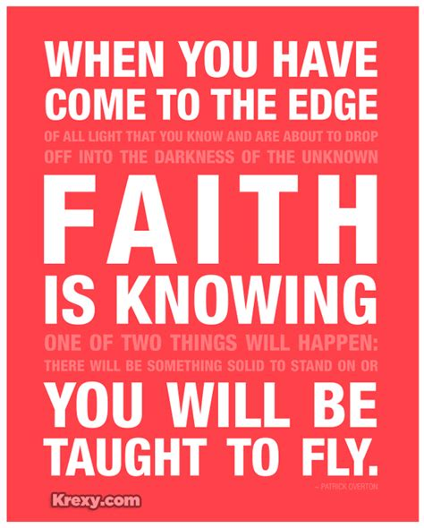Faith Quotes Faith Picture Quotes Krexy Living