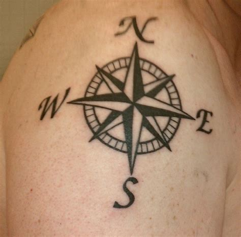 simple men tattoo designs compass tattoos designs ideas and meaning tattoos for you