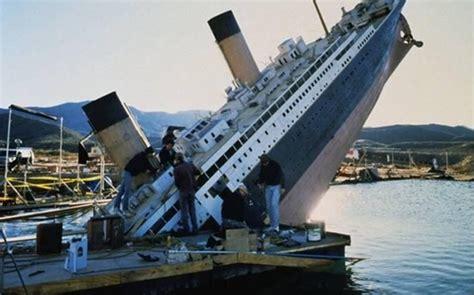 film titanic untergang 10 einzigartige blicke hinter die kulissen faktglaublich