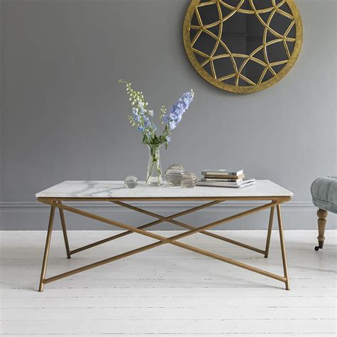 choose the best white marble coffee table the home redesign