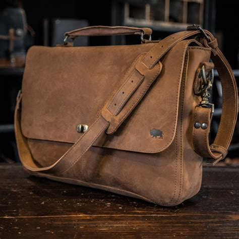messanger bag leather messenger bag for laptop bags more