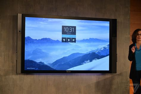 New Hub microsoft to unveil new surface hub 2 displays in coming