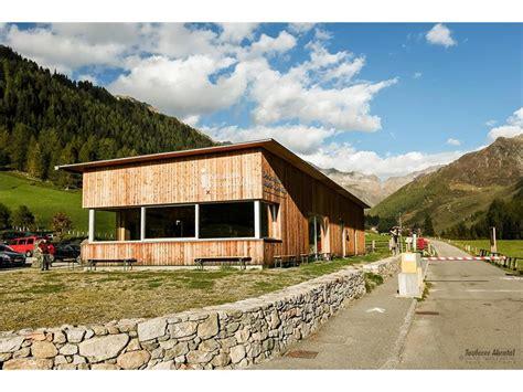ufficio turistico valle aurina centro visite parco naturale casere a casere predoi valle