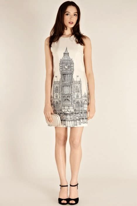 Frock Horror Oasis Tyre Print Dress by Wearable Cities 15 Patterned Accessories