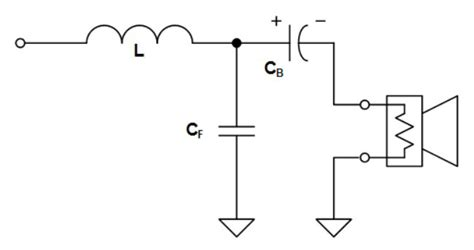 op dc blocking capacitor figure 2a single ended lifier with a dc blocking capacitor