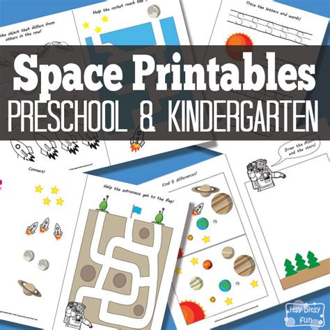 kindergarten activities on space 8 best vpk outer space images on pinterest day care
