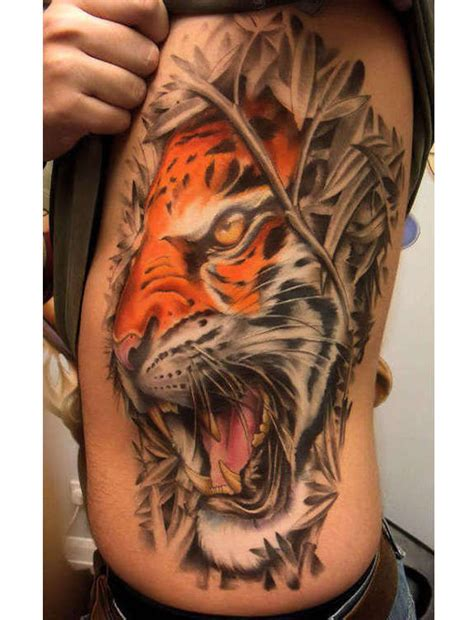 tattoo pictures tiger 140 best tiger tattoos designs for men women