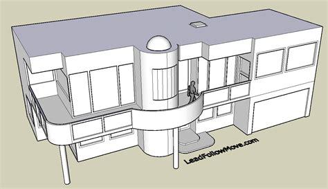 Sketchup 100 Secure Online Earning Sketchup House Plans