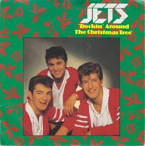 rockin around the christmas tree original tonart jets rockin around the tree vinyl at discogs