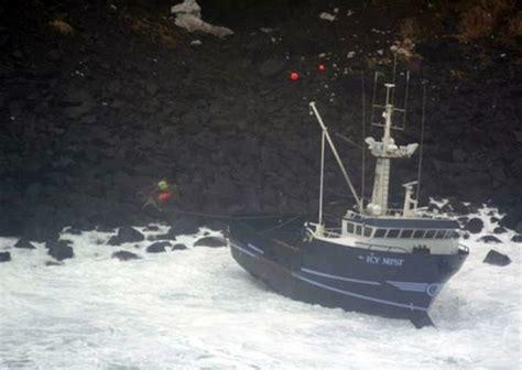 alaska fishing boat investor coast guard medevacs crewmember from f v icy mist alaska
