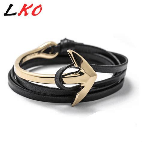 Gelang Pria Gelang Cowok High Quality Bracelet Anchor Jangkar Ck get cheap anchor bracelet aliexpress alibaba