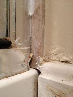 leak in shower stall doityourself community forums