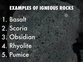 Types of rocks 5 igneous near volcanoes 6 igneous rock photo by gnuckx
