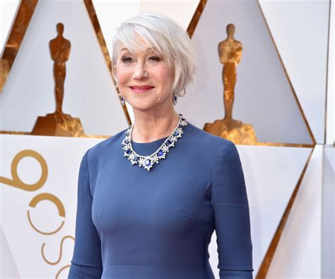Designers Clamour For Mirren Oscar Groan by Alta Joyer 237 A Archives Coraz 243 N De Joyas