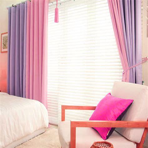 pink purple curtains pink purple curtains promotion shop for promotional pink