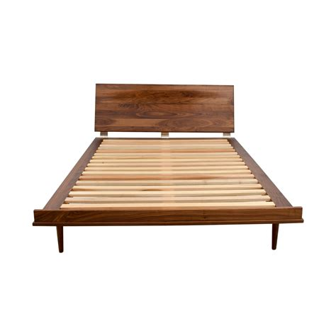 Thin Mattress For Bunk Bed 60 Design Within Reach Design Within Reach Nelson Thin Edge Bed Frame Beds