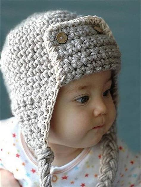 crochet pattern for baby hat 16 easy crochet hats for kid s diy to make