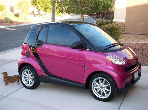 pink smart car pink smart car top gears