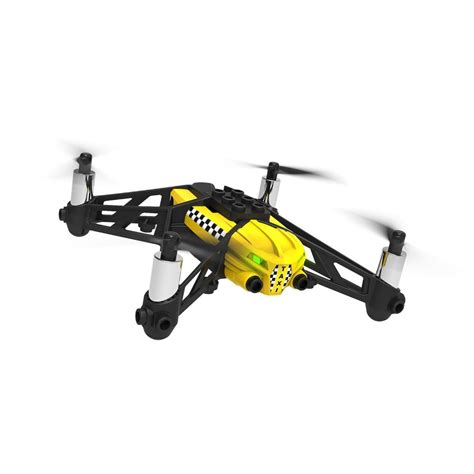 parrot pf mini drone airborne cargo quad copter travis yellow japan lowest