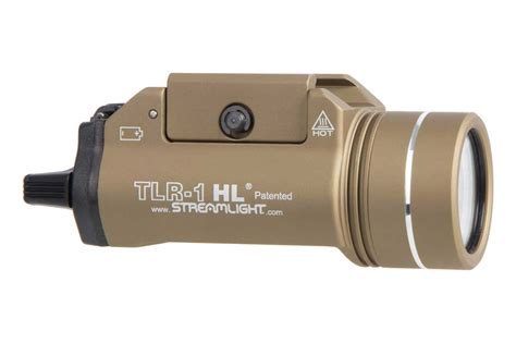 Tlr 1 Light by Review Streamlight Tlr 1 Hl Weaponlight