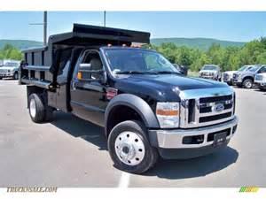 2008 Ford F550 2008 Ford F550 Duty Xlt Regular Cab 4x4 Dump Truck