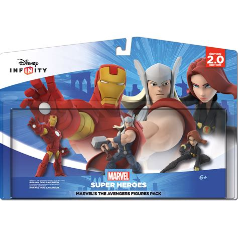 disney infinity marvels avengers figure pack
